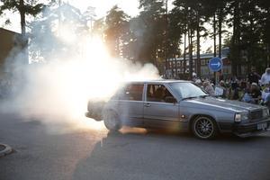 Classic Car Week lockar tusentals bilar till Rättvik.