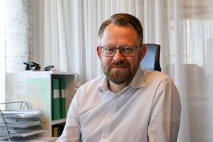 Jan Hellqvist, vd för Pekum AB i Kumla. Arkivfoto: Jan Wijk/NA