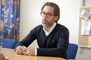 Jonas Ekström har varit verksamhetschef i Sala sedan 2005. Arkivbild.