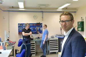 Johan Hansson VD på Pressmaster.