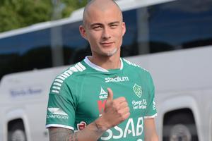 Carlos Garcia är överens med IK Brage.