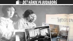 Vi har gått igenom handlingarna från Bodaborg på regionarkivet i Härnösand.