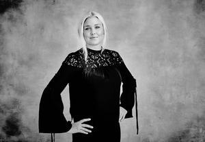 Filicia Björkman: Enhetschef inom äldreomsorgen i Jönköpings kommun.