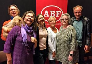 Kent Vikström, Maj Ardesjö, Vanja Larsson, Carina Fahlén Jensen, Annica Berg och Svante Andersson står bakom den nyskrivna musikalen