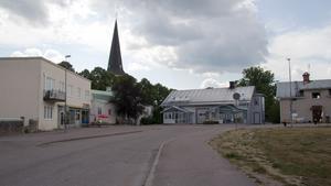 Knivbråket i Norberg utspelade sig på Engelbrektsgatan i Norberg.