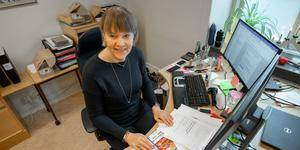 Ulla Eklöf, företagslots på näringslivskontoret i Sala.