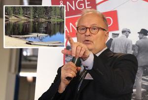 Ånges kommunalråd Sten-Ove Danielsson (S) valde på tisdagskvällen att avslöja nyheten om att det finns fler bud lagda på området kring Backetjärn, och då i den storlek som kommunen satt som riktlinje för en försäljning.