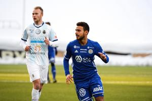 Christian Rubio Sivodedov fick 80 minuter på planen för GIF Sundsvall.