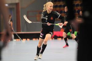 Efter att ha tränat sjuk fick Rönnbys Jonna Sjöberg problem med hjärtat under hösten. Något som hållit henne borta större delen av säsongen. Men efter en längre vila var 19-åringen nyligen tillbaka i träning igen.