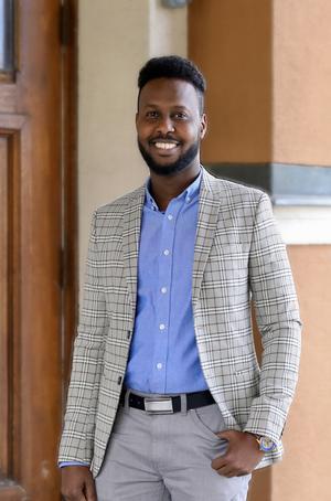 Maslah Omar (S). Foto: Privat