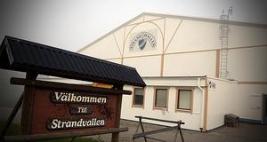 Strandhallen ska inte behöva inte säljas av kommunen. Trots att det inte är en lagstadgad verksamhet, anser det nya partiet.