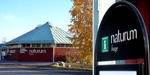 Naturvårdsverket ställer utvecklingskrav på Naturum Ånge.