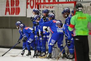 IFK Vänersborg – fortfarande åtta i tabellen trots kvällens förlust.