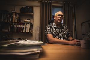 Claes Pile menar att Krylbostäder är i en egen division vad gäller dåligt skötta fastigheter.