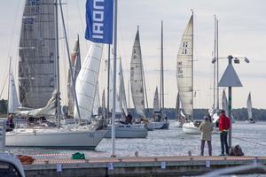 158 båtar var anmälda när Hyundai Cup tioårsjubilerade 2017. Lördagen den 31 augusti, kommer Nynäshamns skärgårdscup att seglas, med start utanför piren.