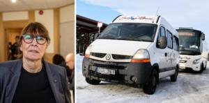 Region Dalarnas externa utredning om eventuella miljonsvinnet från Dalatrafik är klar. Det meddelar reghindirektör Karin Stiko Mjöberg