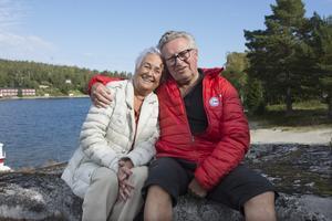 Mailis och Bo Westberg-Gren är ett par sedan 66 år.