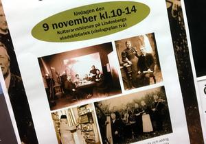 Två fotografer och två yrkesliv från förra seklet lyfts fram i Lindesberg på Arkivens dag.