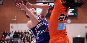 Steven Haney kunde inte hjälpa Jämtland från att förlora mot Borås.
