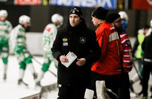 Olle Wiberg tar över som tränare i VSK efter Fredrik Plan.