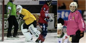 Anders Svensson hade inte överdrivet att göra men tog hem målvaktsmatchen mot Patrik Hedberg som hade en mardrömslik kväll på jobbet.