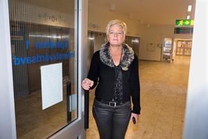 Liselott Sjökvist, biträdande sjukhuschef i Västerås.