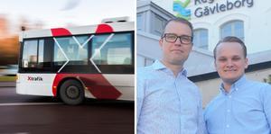 Låt passagerarna själva välja var de stiger av bussen under kvällar och nätter, skriver moderaternas Patrik Stenvard och  Alexander Hägg.