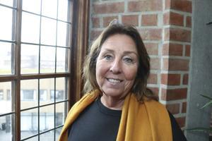 Lise Hjemgaard Svensson (M) ordförande för vård- och omsorg.