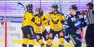 VIK kunde jubla efter tre poäng borta mot Karlskoga.