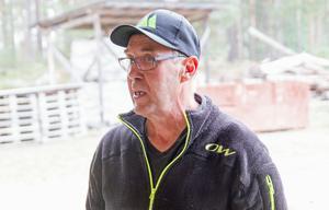 Börje Jonsson är den femte generationen på Västigården i Enskogen.