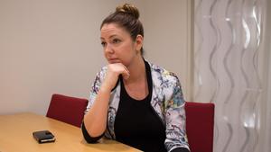Jenny Lorenz, mäklare på Länsförsäkringar Fastighetsförmedling