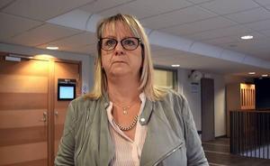 Åklagare Catharina Kjelsson utreder sju personer som misstänks för grov smuggling. Bild: Kristina Forsström
