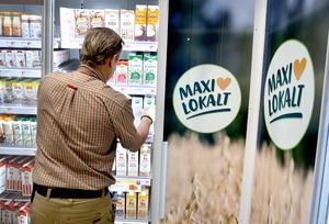 Järna mejeri tillhör de lokala producenter som redan nu levererar till Ica.
