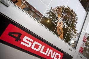 Musikkedjan 4Sound försattes under onsdagen i konkurs. I butiken i Gävle jobbar fem personer.