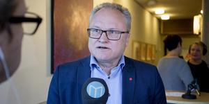 Regionrådet Glenn Nordlund (S). Arkivbild.