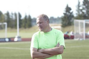 Tärnsjös tränare Anders Mattsson