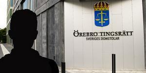 En örebroare i 20-årsåldern har dömts till två års fängelse i Örebro tingsrätt, efter en våldtäkt