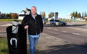 Jan Filipsson (S) tycker fortfarande att det händer för lite från Trafikverkets sida när det gäller åtgärdande av trasig belysning.