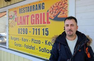 Raed Hesso som sedan i våras driver Lantgrillen i Järbo säger att många av avvikelserna beror på missförstånd.