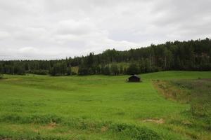Bakom Kallmyrgården låg förr en sjö som hette Tåsjön.