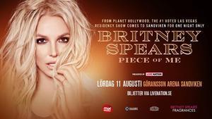 Britney Spears. Bild: Live Nation.