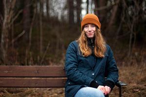 Amanda Daniels har nu jobbat på Fors Bruk i fem somrar.