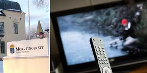 Två män från Malung-Sälens kommun har åtalats vid Mora tingsrätt misstänkta för att ha distribuerat och sålt avkodningsutrustning som gjort att minst 32 användare har fått tillgång till TV-sändningar. Foto: Arkivbild och TT