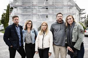 Snart är det dags för Mattias Carlsson, Erica Lang, Ida Hellström, Aaron Stites och Victoria Jonsson.