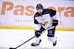 Robin Figren har utgående kontrakt med HV71.