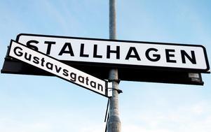 Gustavsgatan på Stallhagen är den tredje dyraste adressen i Västerås sett till snittpriser. Foto: Fredrik Samuelson/arkiv