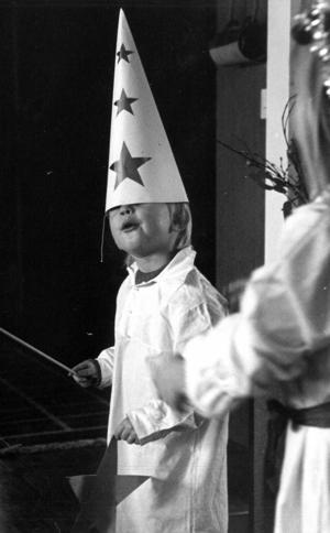 Stjärngosse 1974. Foto: ÖP:s arkiv