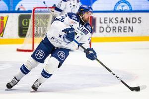 Mattias Karlsson fick vara med och gå upp till SHL, knappt ett år efter att han åkt ur. Bild: Daniel Eriksson/Bildbyrån.
