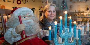 Linda Färggren har jobbat med Södertäljebyrån sedan den startades. I vår måste hon avveckla den.