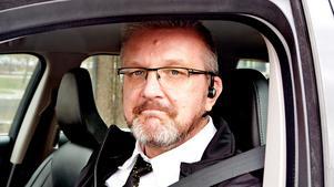 Urban Eriksson, 52 år, taxichaufför, Timrå: